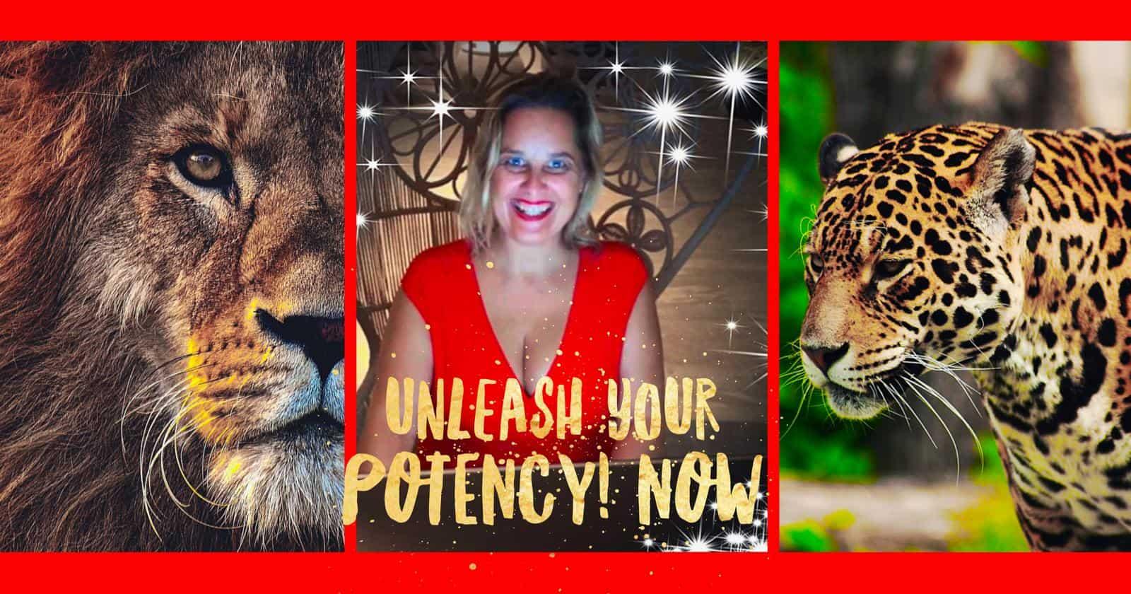 Unleash your Potency! Now